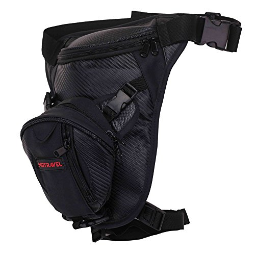 Multi-purpose Waterproof Sports Riding Racing Motorcycle Leg Bag Tool