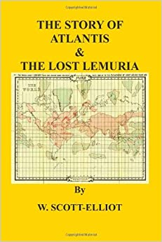 Book The Story Of Atlantis and Lost Lemuria