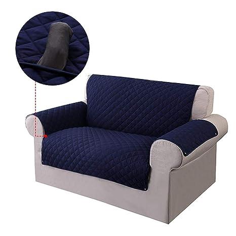 Funda de sofá Gruesa, Reversible, Impermeable, Protector de ...
