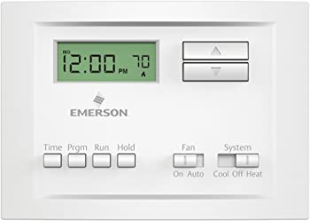 Emerson Single Stage 5-2 Programmable Thermostat