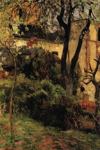 """Download """"Rouen at Spring"""" by Paul Gauguin - 1884: Journal (Blank / Lined) (Art of Life Journals) pdf"""