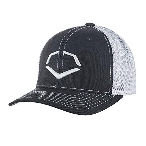 Wilson Sporting Goods Unisex EvoShield Steed Stripe Mesh Flexfit Hat