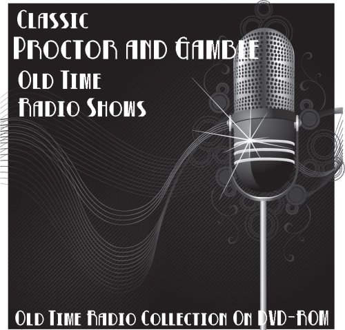 - 1 Classic Fortune 500 Company Proctor and Gamble Old Time Radio Broadcasts on DVD (over 60 minutes running time)