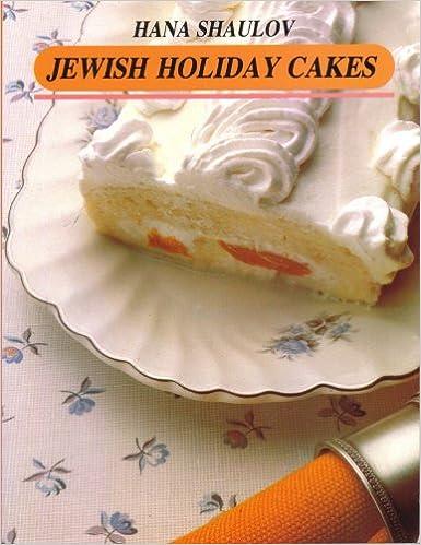Read Jewish Holiday Cakes PDF, azw (Kindle), ePub