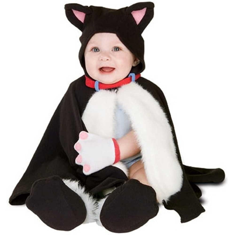 amazoncom lil kitty kat newborn cat costume clothing - Baby Cat Halloween Costume