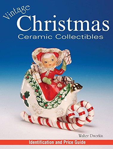 Vintage Christmas Ceramic ()