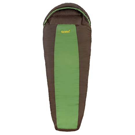 super popular 36857 b04db Eureka Grasshopper Sleeping Bag: 30 Degree Synthetic - Kids'