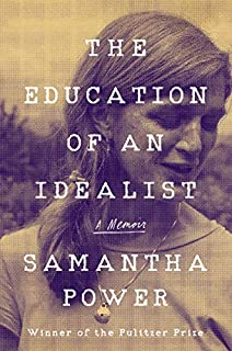 Book Cover: The Education of an Idealist CD: A Memoir