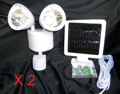 Duracell Solar Security Light in US - 8