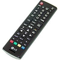 OEM LG Remote Control: 49UF6400UA, 49UF6400-UA, 49UF6430, 49UF6430UB, 49UF6430-UB, 55UF6430