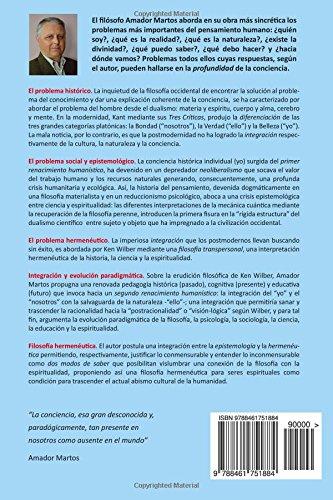 Ken Wilber y los nuevos paradigmas de la humanidad: Una filosofía hermenéutica para seres espirituales (Spanish Edition): Amador Martos: 9788461751884: ...
