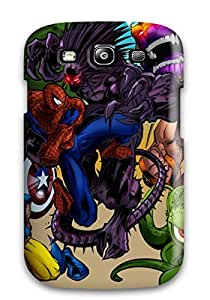 New Arrival Marvel FQlwNDC5562szjrr Case Cover/ S3 Galaxy Case