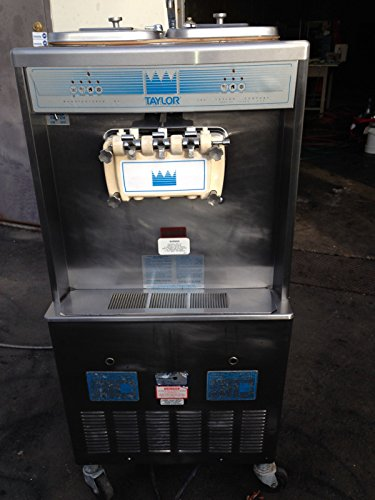 Taylor 339 Wate Cooled Soft Serve Frozen Yogurt Ice Cream Machine 100%25 3Ph Water (Taylor Ice Cream compare prices)