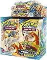 Pokémon TCG Sun & Moon Unbroken Bonds Booster Box + Celestial Storm Booster Box Pokémon Trading Cards Game Bundle, 1 of Each