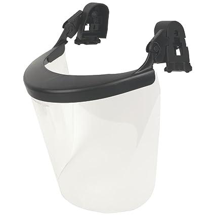 JSP casco visera de seguridad de la evolución de Kit de/transparente