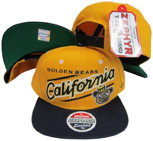 cal golden bears snapback - 4