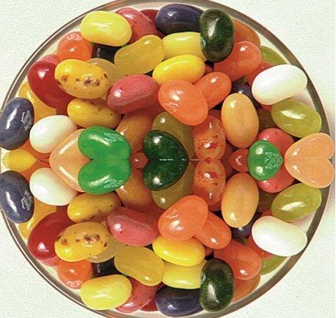 Tropical Mix Jelly Belly - 10 lbs bulk