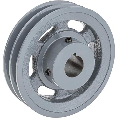 Grizzly Industrial G6275 - Double V-Groove Pulley - 5