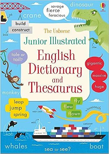 Descargar Torrents En Español Junior Illustrated English Dictionary And Thesaurus Libro Epub