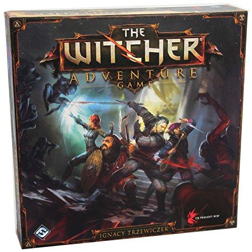 Fantasy Flight Games Witcher Adventure Game