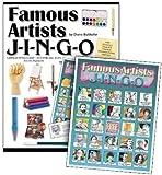 J-I-N-G-O Famous Artists Game