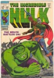 img - for The Incredible Hulk (Vol. 1 No. 112, February 1969) (The Brute Battles On!) book / textbook / text book