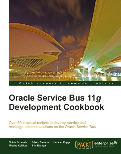 Download Oracle Service Bus 11g Development Cookbook Pdf