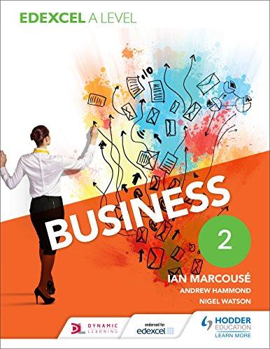 Edexcel Business A Level Year 2 (Edexcel a Level)