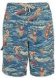Polo Ralph Lauren Men's Big and Tall Kailua Surf Swim Trunks (Hawaiian Surfer, 3X Big)