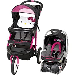 Baby Trend Hello Kitty Jogger Travel System - Baby Strollers
