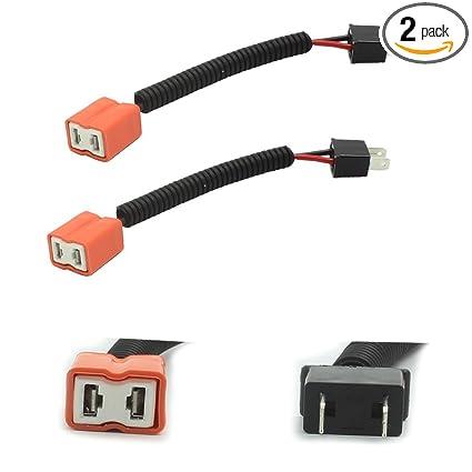 Amazon.com: HALOYiVGO H7 Heavy Duty Ceramic Wiring Harness Sockets