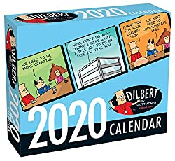 Image of the product Dilbert 2020 Day to Day that is listed on the catalogue brand of Andrews McMeel Publishing.