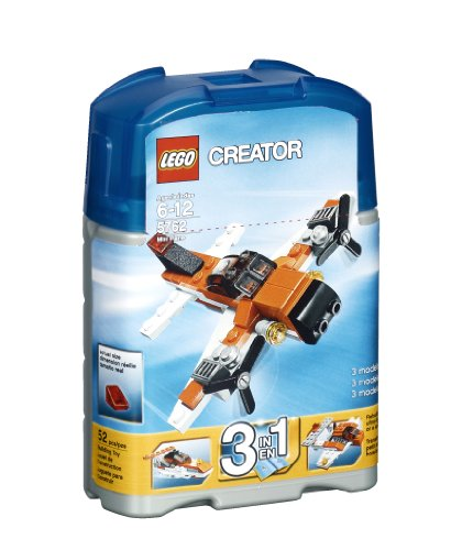 with LEGO Planes design