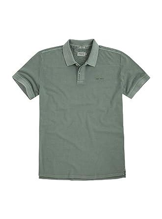 Pepe Jeans Polo Francis Verde Hombre XL Verde: Amazon.es: Ropa y ...