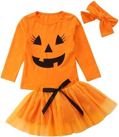 Hnyenmcko - Conjunto de Ropa de Halloween para recién Nacido ...