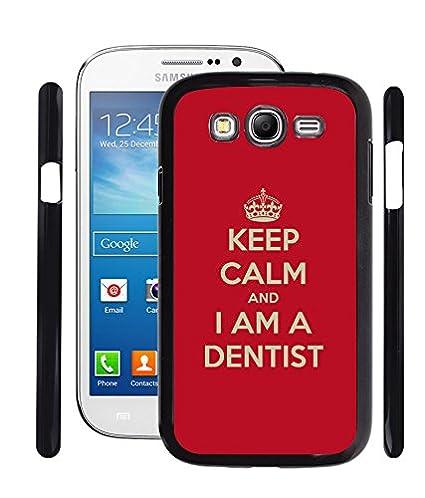 Fuson 2D Printed Dentist Wallpaper Designer Back Case Cover For Samsung Galaxy Grand