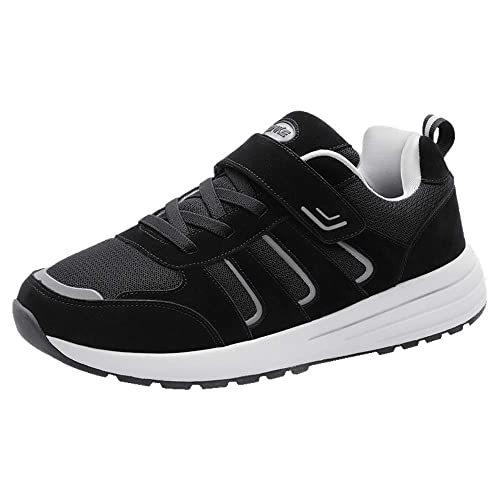 Monrinda Damens Men Lightweight Shock Absorbing Running Running Running Trainers ... 97aff3