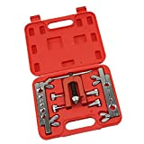 Dovewill 1 Set Flaring Swaging Tool Tube Pipe Expander Air Conditioning Refrigeration