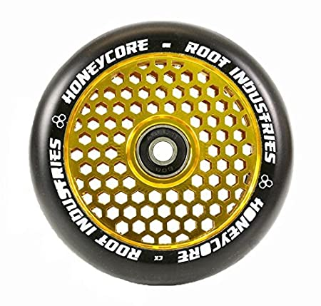 Root Industries Air Honeycore 120mm Stunt-Scooter Rolle Fantic26 Sticker