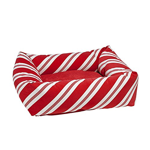Bed Bowser Stripe - Bowsers Dutchie Bed, Small, Peppermint Stripe