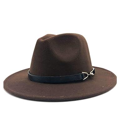 Xingyue Aile Sombrero de copa y gorras de vaquero, Moda Hombre ...