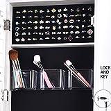 OUTDOOR DOIT Jewelry Organizer Jewelry Cabinet