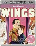 Wings ( 1927 ) (Blu-Ray & DVD Combo) [ NON-USA FORMAT, Blu-Ray, Reg.B Import - United Kingdom ]