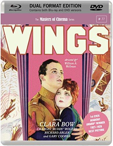 Wing Dual (Wings (Masters of Cinema) (Dual Format Blu-ray & DVD))