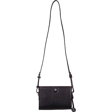 0298bd222a Lodis Accessories Women s Business Chic RFID Pheobe Crossbody Black Crossbody  Bag
