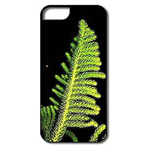 Popular Green Branch Case For IPhone 5/5s by lolosakes