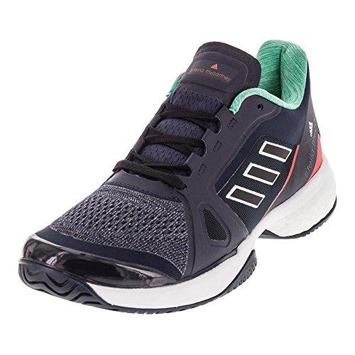 Adidas Stella Barricade Boost Scarpe Da Tennis Da Donna Notte Blu E Rosso