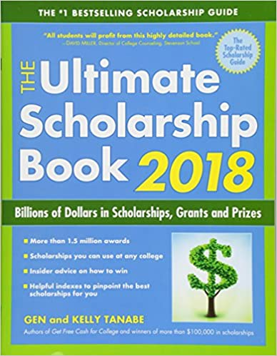 Scholarships For College >> The Ultimate Scholarship Book 2018 Billions Of Dollars In