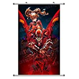 A Wide Variety of Neon Genesis Evangelion EVA Anime Characters Wall Scroll Hanging Decor (Asuka Langley Soryu 3)