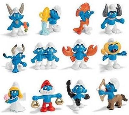 Schleich Zodiac 20899 Los Pitufos Juego de Figuras